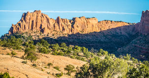 Navajo National Monument canyons Stock Images