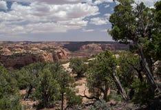 Navajo-Nationaldenkmal Stockbilder