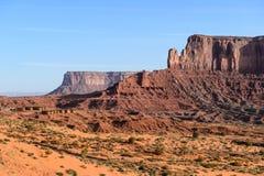 Navajo parka zabytku dolina Fotografia Stock