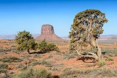 Navajo parka zabytku dolina Obraz Royalty Free