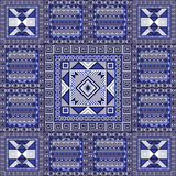 Navajo pattern 33 Royalty Free Stock Images