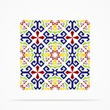 Navajo Pattern 01 Royalty Free Stock Photo