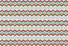 Navajo pattern Royalty Free Stock Images