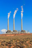 Navajo Power Generating Station AZ Stock Photography