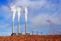 Navajo Power Generating Station stock photos