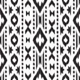 Navajo seamless pattern. Stock Photography