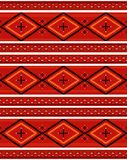 Navajo textile pattern Stock Photo