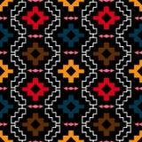 Navajo tribal ornament. Stock Image
