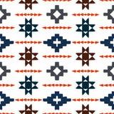 Navajo tribal ornament. Royalty Free Stock Photos