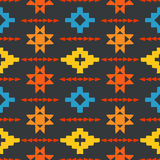 Navajo tribal ornament. Royalty Free Stock Photo