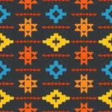 Navajo tribal ornament. Royalty Free Stock Photo