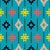 Navajo tribal ornament. Stock Photo