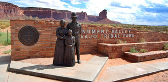 Navajo Tribal Park Monument Royalty Free Stock Photography