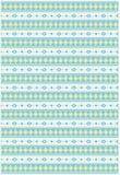 Navajo wzór Obraz Stock
