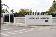 Naval Air Station Key West Royalty Free Stock Images