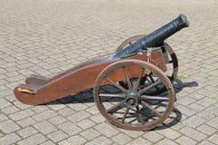Naval Cannon. Stock Photos