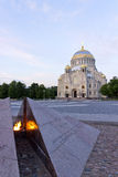 The naval Cathedral Royalty Free Stock Images