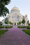 The naval Cathedral Stock Images