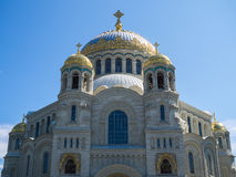 Naval cathedral in Royalty Free Stock Image