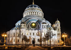 The Naval cathedral stock photos