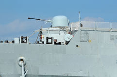 Naval gun Royalty Free Stock Photography