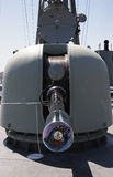 Naval Gun Royalty Free Stock Images