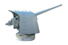 Naval Gun Stock Photography