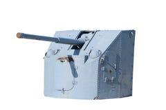 Naval Gun Royalty Free Stock Image
