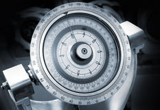 Naval gyrocompass Stock Photography