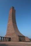 Naval memorial in Laboe Stock Photo
