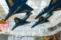 Naval Museum Royalty Free Stock Photography