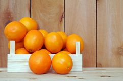 Naval oranges Royalty Free Stock Image