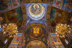 Naval Russian Orthodox Cathedral of Saint Nicholas Stock Photo