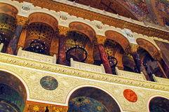 Naval Russian Orthodox Cathedral of Saint Nicholas Stock Image