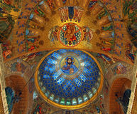 Naval Russian Orthodox Cathedral of Saint Nicholas Royalty Free Stock Photography
