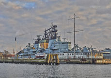 Naval Ship Royalty Free Stock Photo