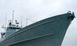 Naval ship. Stock Photography