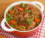 Navarin of Lamb Stock Photo