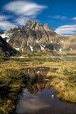 Navarinoeiland in Chili royalty-vrije stock afbeelding