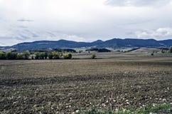 Navarra's fields Royalty Free Stock Photography