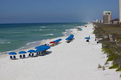Navarre Beach - Florida Royalty Free Stock Images