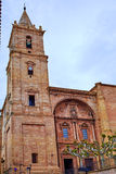 Navarrete in The Way of Saint James at La Rioja Stock Photography