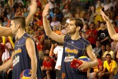 Navarro e Calderon Foto de Stock