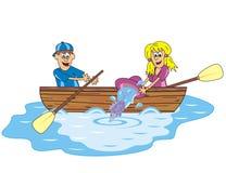 Nave royalty illustrazione gratis