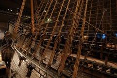 Nave antica, imbarcazione Fotografia Stock Libera da Diritti