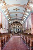 The Nave of Basilica of Saint Michael the Archangel Stock Photo