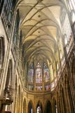 Nave of cathedral Royalty Free Stock Image