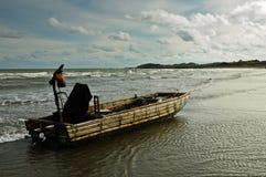 Nave china de las características Fotografía de archivo libre de regalías