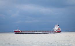 Nave da carico di compagnia di spedizioni Wagenborg Fotografie Stock