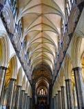 Nave da catedral foto de stock royalty free